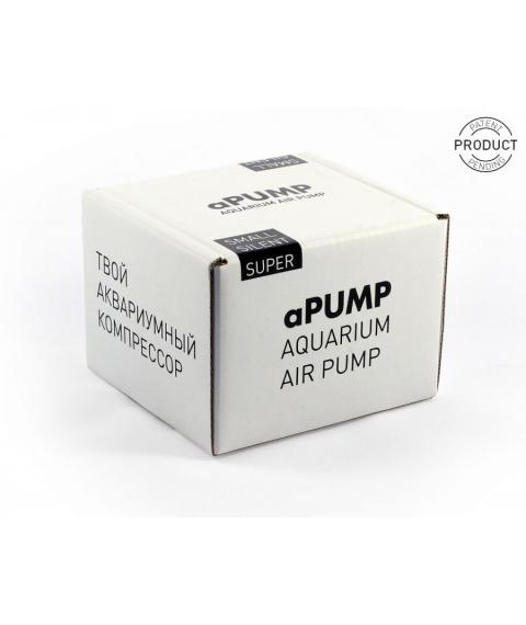 aPUMP - the most silent airpump!