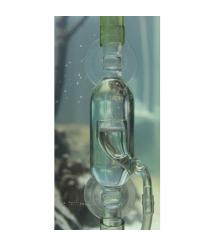 OrinocoGlass CO2 Inline Diffusor aus Glas 12/16mm